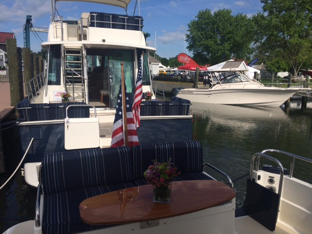Herrington Harbour North Boat Expo